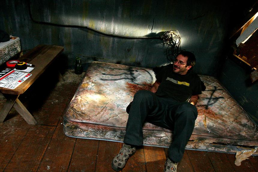 """Dawn"" shoot in Los Angeles, California on Tuesday, March 17, 2008.   (Photo by Bryce Yukio Adolphson,  © 2009)"