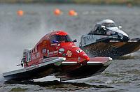 Barry Hawk, #72 and Butch Ott, #78 (SST-45 class)