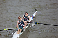 Crew: 62   BED-YOUNG    Bedford Rowing Club    Op 2- Club <br /> <br /> Pairs Head 2017<br /> <br /> To purchase this photo, or to see pricing information for Prints and Downloads, click the blue 'Add to Cart' button at the top-right of the page.