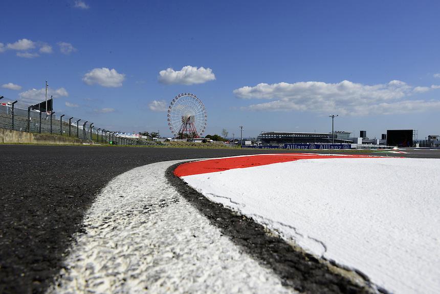 .Japanese Grand Prix Impressions..2012 FIA Formula One World Championship - Japanese Grand Prix - Suzuka Circuit - Suzuka - Japan - Thursday 4th October 2012...