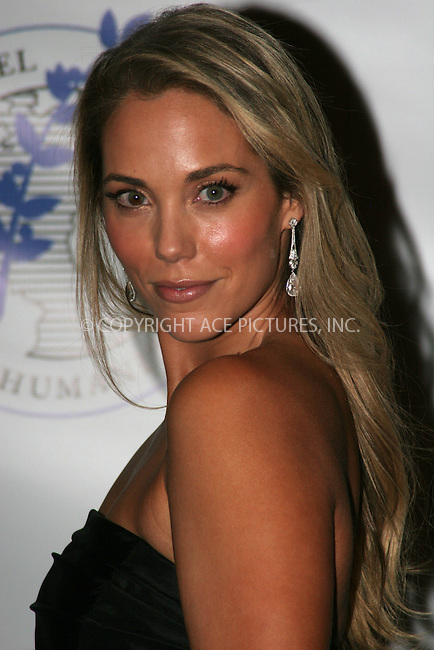 WWW.ACEPIXS.COM . . . . . ....May 20 2007, New York City....Actress Elizabeth Berkley and husband Greg Lauren attending The Elie Wiesel Foundation for Humanity Award Dinner at the Waldorf-Astoria hotel in Midtown Manhattan.....Please byline: NANCY RIVERA- ACE PICTURES.... *** ***..Ace Pictures, Inc:  ..tel: (646) 769 0430..e-mail: info@acepixs.com..web: http://www.acepixs.com