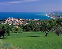 ITA, Italien, Marken, Sirolo an der Riviera del Conero | ITA, Italy, Marche, Sirolo at Riviera del Conero