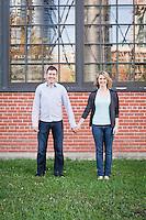 Amy & Jason's engagement