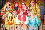 Pictured at the launch of Aladdin, Rathmore Marion Players 26th production, were Mary Hickey, Brian Hickey, Michelle O'Callaghan, Shane Dillane, Mike Cronin, Matt O'Riordan, Pawel Swies, Genie O'Leary and David Twomey.