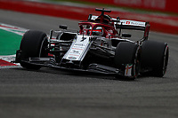 #07 Kimi Raikkonen, Alfa Romeo Racing. Italian GP, Monza 5-8 September 2019<br /> Monza 06/09/2019 GP Italia <br /> Formula 1 Championship 2019 <br /> Photo Federico Basile / Insidefoto