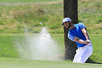 Erik Van Rooyen (RSA) on the 3rd during Round 1 of the HNA Open De France at Le Golf National in Saint-Quentin-En-Yvelines, Paris, France on Thursday 28th June 2018.<br /> Picture:  Thos Caffrey | Golffile