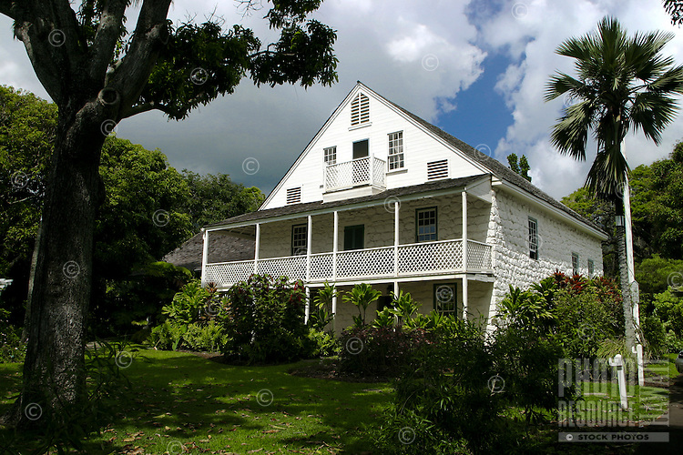 The Bailey House Museum located near the town of Wialuku offers tourists an opportunity to see it's Mission home, Historic gardens and Hawaiian artifacts. Central Maui.