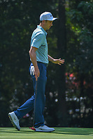 Ross Fisher (ENG) tells his putt to settle on 10 during round 2 of the World Golf Championships, Mexico, Club De Golf Chapultepec, Mexico City, Mexico. 3/2/2018.<br /> Picture: Golffile | Ken Murray<br /> <br /> <br /> All photo usage must carry mandatory copyright credit (&copy; Golffile | Ken Murray)