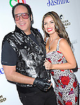 Andrew Dice Clay and Valerie Vasquez  at The Sony Pictures Classics L.A. Premiere of Blue Jasmine held at The Academy of Motion Pictures Arts and Sciences in Beverly Hills, California on July 24,2013                                                                   Copyright 2013 Hollywood Press Agency