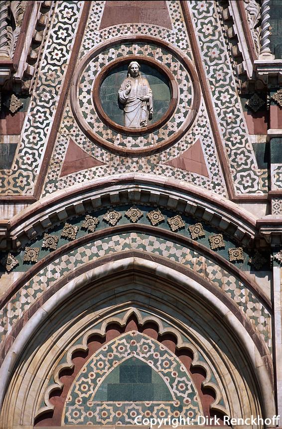 Dom, Südseite, Florenz, Toskana, Italien, Unesco-Weltkulturerbe