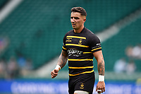 Alex Ducker of Cornwall looks on during a break in play. Bill Beaumont County Championship Division 1 Final between Cheshire and Cornwall on June 2, 2019 at Twickenham Stadium in London, England. Photo by: Patrick Khachfe / Onside Images