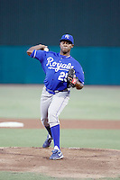 Julio Pimentel - AZL Royals.Photo by:  Bill Mitchell/Four Seam Images..