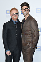 10 March 2018 - Los Angeles, California - Jesse Tyler Ferguson, Justin Mikita. The Human Rights Campaign 2018 Los Angeles Dinner held at JW Marriott LA Live.  <br /> CAP/ADM/BT<br /> &copy;BT/ADM/Capital Pictures