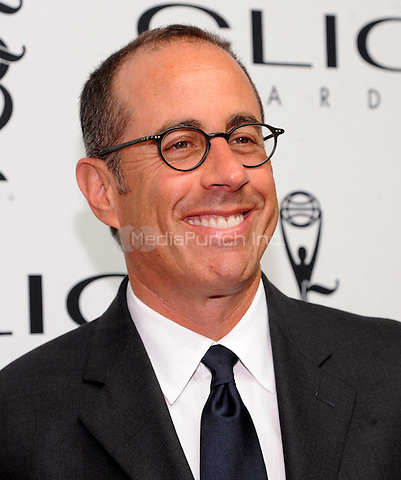 New York, NY- October 1: Jerry Seinfeld attends the 2014 CLIO Awards on October 1, 2014 at Cipriani Wall Street in New York City.  Credit: John Palmer/MediaPunch