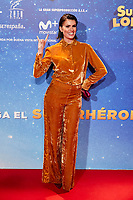 Adriana Abenia attends to Super Lopez premiere at Capitol cinema in Madrid, Spain. November 21, 2018. (ALTERPHOTOS/A. Perez Meca) /NortePhoto NORTEPHOTOMEXICO