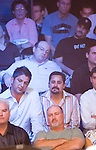 Shawn Sheikhan and Mike Matusow were in the crowed watching the acton.