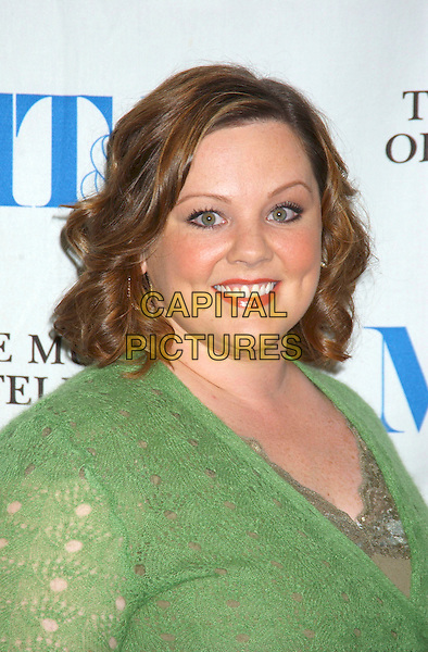 "MELISSA McCARTHY.""Gilmore Girls"" 100th Episode Celebration held at the Museum of Television and Radio, Beverly Hills, California, USA, 07 February 2005..portrait headshot mellissa.Ref: ADM.www.capitalpictures.com.sales@capitalpictures.com.©Laura Farr/AdMedia/Capital Pictures ."