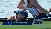 Caversham, Reading, . United Kingdom.  GBR LTAMix4+ Cox,   Oliver JAMES. GBRowing team, Media day for Paralympic  Team  to compete at the  2016 Rio Games.   Tuesday  19/07/2016,         [Mandatory Credit Peter Spurrier/Intersport Images]