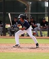 Tucupita Marcano - 2017 AIL Padres (Bill Mitchell)