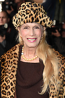 Lady Colin Campbell<br /> arriving for the TRIC Awards 2016 at the Grosvenor House Hotel, Park Lane, London<br /> <br /> <br /> &copy;Ash Knotek  D3095 08/03/2016