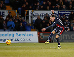 11.02.2019: Ross County v Inverness CT: Josh Mullin scores for Ross County
