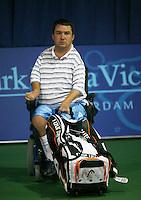 16-11-07, Netherlands, Amsterdam, Wheelchairtennis Masters 2007, Taylor