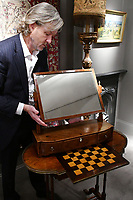 LONDON, ENGLAND - MARCH 08: Exhibition showcasing personal belongings once owned by the celebrated double Oscar and Tony award winning British actress Vivien Leigh, at Haynes Fine Art, on Thursday March 8th, 2017 in London, England.<br /> CAP/JOR<br /> &copy;JOR/Capital Pictures