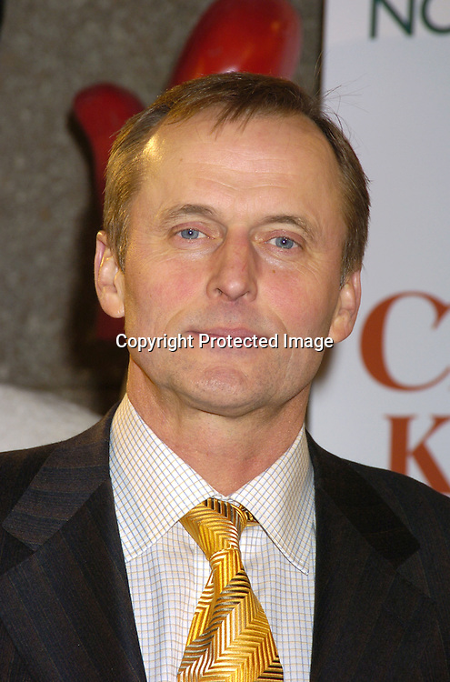 "John Grisham..at the World Premiere of ""Christmas with the Kranks"" on ..November 15, 2004 at Radio City Music Hall...Photo by Robin Platzer, Twin Images"