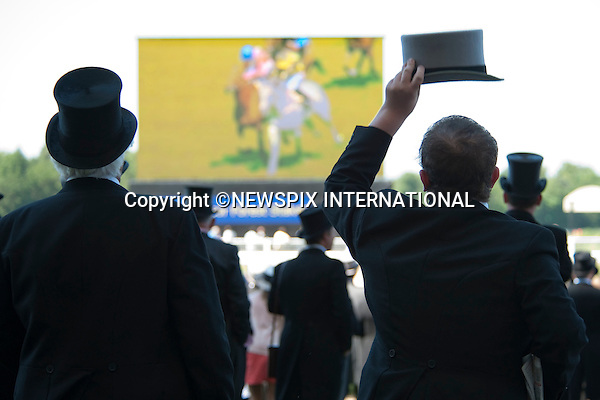 """The second day of Royal Ascot 2010, Ascot, Berkshire_16/06/2010.Mandatory Photo Credit: ©Dias/Newspix International..**ALL FEES PAYABLE TO: """"NEWSPIX INTERNATIONAL""""**..PHOTO CREDIT MANDATORY!!: NEWSPIX INTERNATIONAL(Failure to credit will incur a surcharge of 100% of reproduction fees)..IMMEDIATE CONFIRMATION OF USAGE REQUIRED:.Newspix International, 31 Chinnery Hill, Bishop's Stortford, ENGLAND CM23 3PS.Tel:+441279 324672  ; Fax: +441279656877.Mobile:  0777568 1153.e-mail: info@newspixinternational.co.uk"""