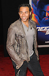 "Corbin Bleu arriving at the ""Need For Speed Premiere"" held at TCL Chinese Theatre Los Angeles, Ca. March 6, 2014."