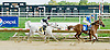 Ayers winning at Delaware Park on 9/5/12