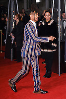 Jaden Smith at the Fashion Awards 2016 at the Royal Albert Hall, London. December 5, 2016<br /> Picture: Steve Vas/Featureflash/SilverHub 0208 004 5359/ 07711 972644 Editors@silverhubmedia.com