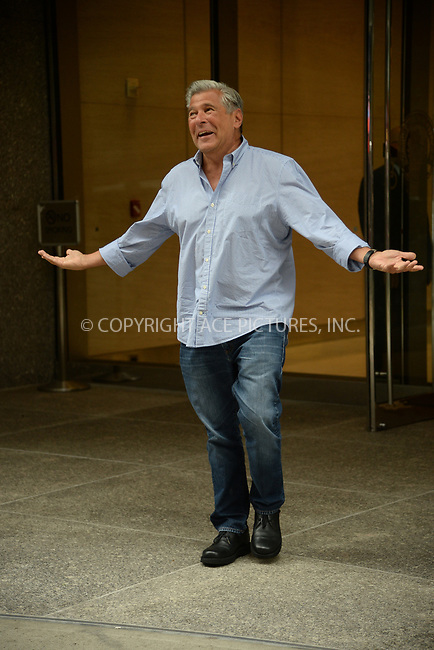 www.acepixs.com<br /> August 29, 2017 New York City<br /> <br /> Edward Razek attending the fittings for the Victoria's Secret Fashion Show 2017 on August 29, 2017 in New York City.<br /> <br /> Credit: Kristin Callahan/ACE Pictures<br /> <br /> <br /> Tel: (646) 769 0430<br /> e-mail: info@acepixs.com