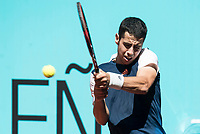 Spanish Jaume Munar during Mutua Madrid Open Tennis 2017 at Caja Magica in Madrid, May 06, 2017. Spain.<br /> (ALTERPHOTOS/BorjaB.Hojas) /NORTEPHOTO.COM