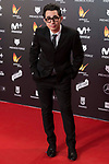 Berto Romero attends red carpet of Feroz Awards 2018 at Magarinos Complex in Madrid, Spain. January 22, 2018. (ALTERPHOTOS/Borja B.Hojas)