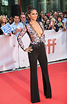 Halle Berry attends the 'Kings' premiere during the 2017 Toronto International Film Festival at Roy Thomson Hall on September 13, 2017 in Toronto, Canada.