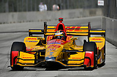 Verizon IndyCar Series<br /> Chevrolet Detroit Grand Prix Race 2<br /> Raceway at Belle Isle Park, Detroit, MI USA<br /> Sunday 4 June 2017<br /> Ryan Hunter-Reay, Andretti Autosport Honda<br /> World Copyright: Scott R LePage<br /> LAT Images<br /> ref: Digital Image lepage-170604-DGP-9986