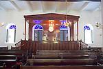 Mikve Israel Emanuel Temple, Punda