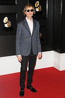 LOS ANGELES - FEB 10:  Beck at the 61st Grammy Awards at the Staples Center on February 10, 2019 in Los Angeles, CA
