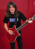1998: AC/DC - Photosession in Paris France