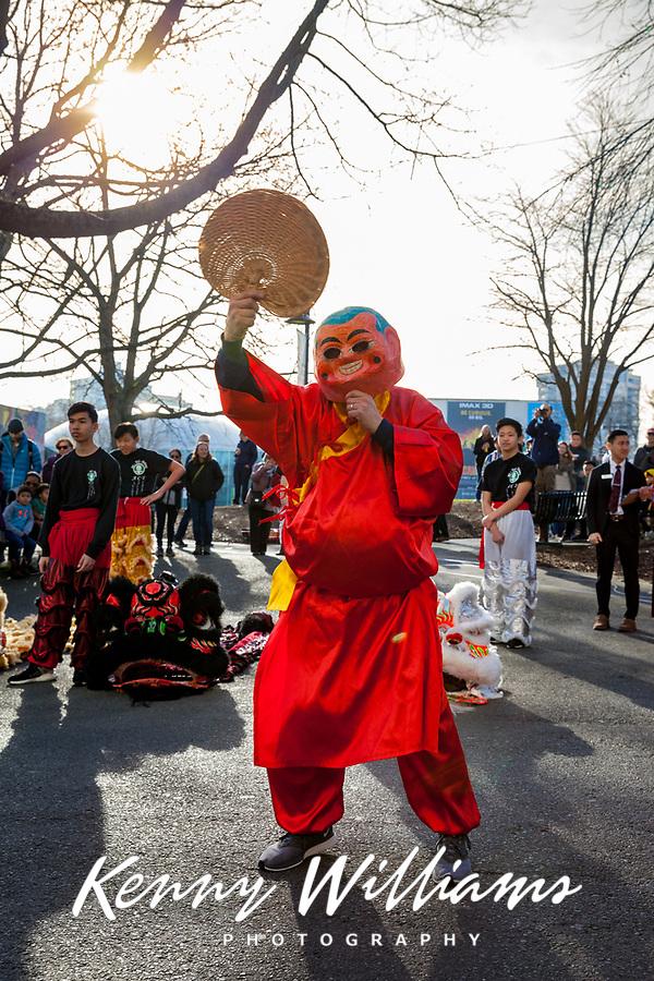 Tet In Seattle,  Vietnamese New Year Festival 2019, Seattle Center, WA, USA.