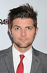 HOLLYWOOD, CA - AUGUST 23: Adam Scott arrives at the Los Angeles premiere of 'Bachelorette' at the Arclight Hollywood on August 23, 2012 in Hollywood, California. /NortePhoto.com.... **CREDITO*OBLIGATORIO** *No*Venta*A*Terceros*..*No*Sale*So*third* ***No*Se*Permite*Hacer Archivo***No*Sale*So*third*