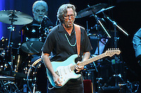 03/08/11 Universal City, CA: Eric Clapton performs during the first night of a two night engaement at the Gibson Amphitheatre.