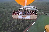 20180127 27 January Hot Air Balloon Cairns