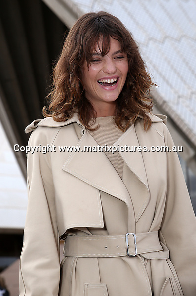 14 MAY 2017 SYDNEY AUSTRALIA<br /> WWW.MATRIXPICTURES.COM.AU<br /> <br /> NON EXCLUSIVE PICTURES<br /> <br /> MERCEDES-BENZ FASHION WEEK AUSTRALIA RESORT 18 COLLECTIONS<br /> <br /> MERCEDES-BENZ PRESENTS DION LEE <br /> <br /> RED CARPET ARRIVALS &amp; RUNWAY SHOW.  <br /> <br /> Note: All editorial images subject to the following: For editorial use only. Additional clearance required for commercial, wireless, internet or promotional use.Images may not be altered or modified. Matrix Media Group makes no representations or warranties regarding names, trademarks or logos appearing in the images.