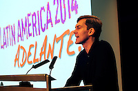 Latin America 2014 Conference<br /> Adelante!<br /> <br /> Seumas Milne<br /> Journalist and writer.