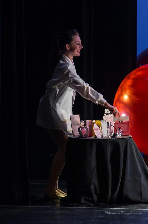 "3D Project Jazz Company, ""Miracle On Madison"", Saturday Evening, 20 Dec. 2014, Cary Arts Center, Cary, North Carolina."
