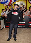WESTWOOD, CA - AUGUST 09: Singer/actor Joey Fatone arrives at the Premiere Of Sony's 'Sausage Party' at Regency Village Theatre on August 9, 2016 in Westwood, California.