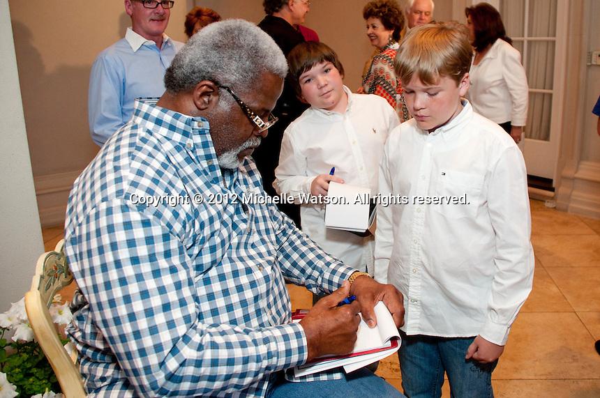 Houston Children's Charity Gathering of Champions at Fertitta residence