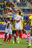 Colombia (COL) vs Peru (PER) 21-06-2015. CA_2015